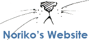 Welcome to Noriko's Website