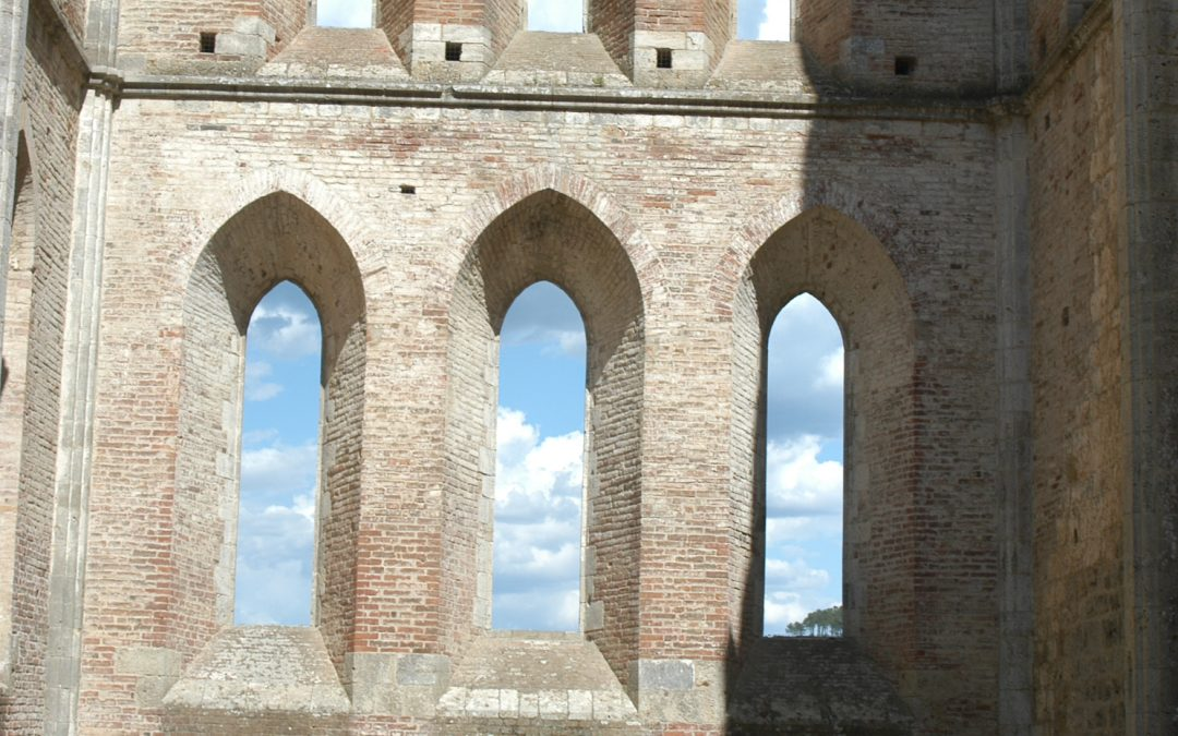 Abbey of San Galgano & Tarkovsky